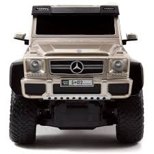 hyper charger jurassic world mercedes benz g63 amg rc car