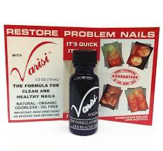 supply varisi ash gray nail polish nail fungus solution original