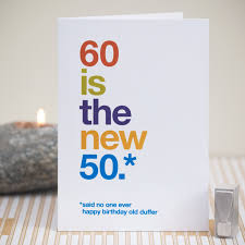 doc 900900 special 60th birthday cards u2013 youre only 60 once