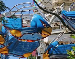 Six Flags Ad Condor Six Flags Great America
