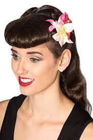 retro hair accessories vintage hair accessories combs headbands flowers scarf wigs