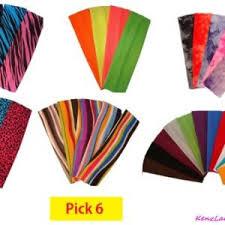 headband elastic 6 cotton stretch headbands u all colors by kenz laurenz
