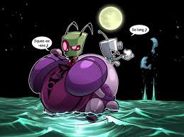 invader zim invader zim background google search u003e u003e and thanks for all the