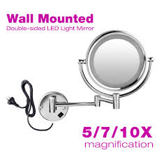 magnifying bathroom mirrors wall mounted my web value