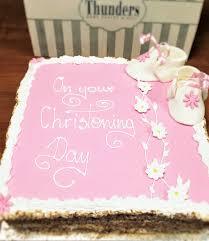 christening cakes vanilla christening cake thunders bakery
