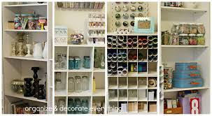 Craft Storage Cabinet Craft Room Tour Organize And Decorate Everything
