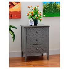 Accent Side Table Fretwork Accent Table Threshold Target