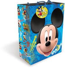 mickey mouse gift bags bag large mickey mouse