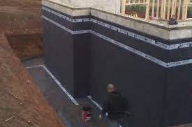 Interior Basement Wall Waterproofing Membrane Concrete Foundation Waterproofing U0026repair Waterproofing