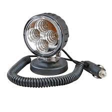 420 lumen led work light 0 420 68 powerful durite 12v 24v led work light magnetic ip67