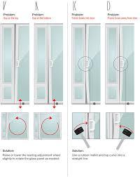 How To Fix A Patio Door Help Center For Pet Doors Door Help