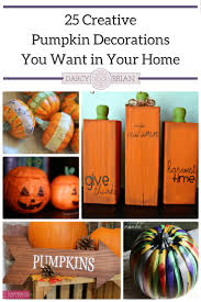 25 creative fall pumpkin decorations you want to have
