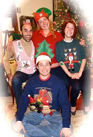 sweater awkward family photo sweater