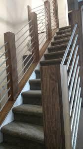 Banister Marine Amazing Rebar Staircase Rebar Railing Railings And Decking