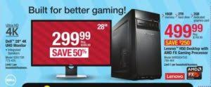 best 2016 black friday computer deals best desktop computer deals for the 2016 black friday sales the