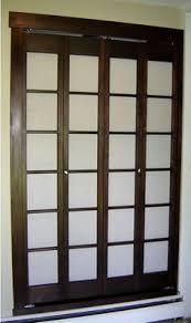 Espresso Closet Doors Bedroom Design Glossy Bedroom Design Appearance Fascinating Modern