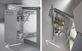 coulisse tiroir cuisine les colonnes de cuisine extractibles comment les choisir