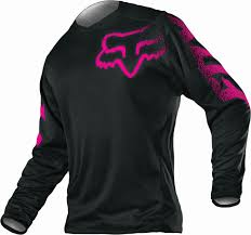 motocross gear for girls fox girls jersey blackout black 2018 maciag offroad