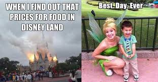 Disneyland Memes - 25 funny memes that pretty much sum up any trip to disney