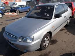 hyundai accent breakers accent gls dismantlers