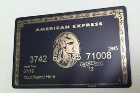how is it to get an american express card