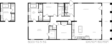 dimensioned floor plan homewood franklin homes
