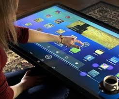 touch screen coffee table touchscreen coffee table