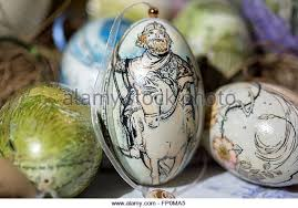 ostrich egg painted painted ostrich eggs stock photos painted ostrich eggs stock