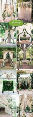 wedding arch greenery all about a greenery wedding theme cordially wedding website