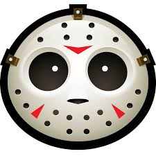 jason mask horror halloween icon