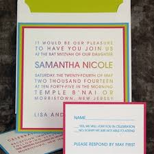 checkerboard bat mitzvah invitations bar bat mitzvah invitations at allthebestinvitations