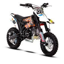 kids electric motocross bike funbikes cobra 4s 50cc 62cm orange kids mini dirt bike model fbk