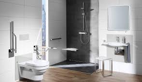 barrierefrei badezimmer das barrierefreie bad einrichtungsvorschlag badsanierung