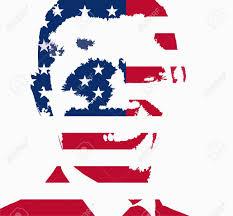 Barack Obama Flag Barack Obama Flag Face Stock Photo Picture And Royalty Free Image