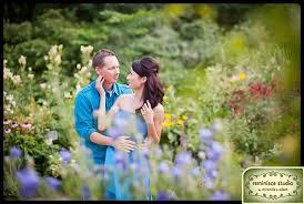 Whitnall Park Botanical Gardens Boerner Botanical Gardens Engagement Session Milwaukee Wedding Photo