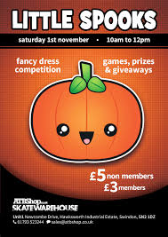 halloween events 2014 in the skatepark