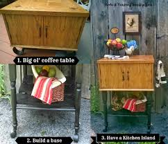 country kitchen island redo it yourself inspirations country