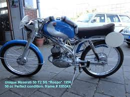 maserati motorcycle maserati 50 2t ss 1956 for sale classic trader