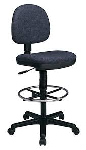 office chair bar stool height stools for business drafting office chair furniture decobizz com