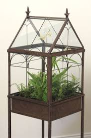 terrarium on stand home pinterest terraria plants and