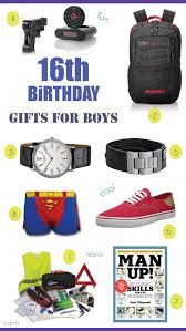 gifts for boys best 16th birthday gifts for boys 16th birthday birthday