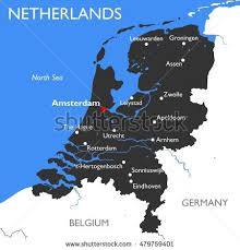 map netherlands netherlands map stock images royalty free images vectors