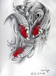 best butterfly koi fish design tattooshunter beautiful