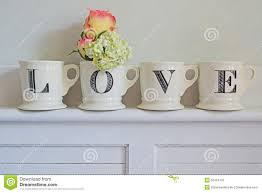 idea for home decoration for love stock photo image 50454102