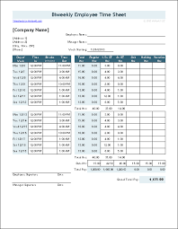 Free Timesheet Template Excel Sheet Template For Excel Timesheet Calculator