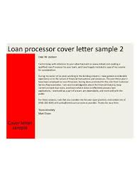 Mortgage Loan Processor Resume Sample by Loan Advisor Cover Letter