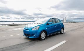 mirage mitsubishi 2016 2014 mitsubishi mirage es test u2013 review u2013 car and driver