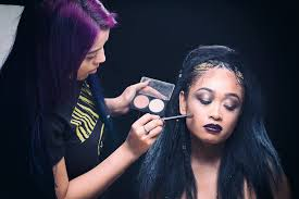how to become a makeup artist at home alvarez beauty glam bar home