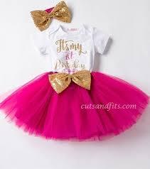 1st birthday tutu 115 1502 1st birthday tutu set h pink
