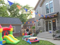 outdoor party ideas birthday party decoration outdoor